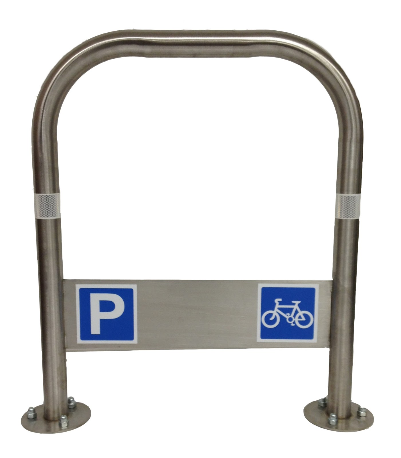 Barricade fabrications stainless steel bollards from