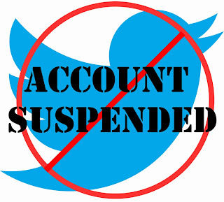 Ini Dia Penyebab Akun Twitter Terkena Suspend