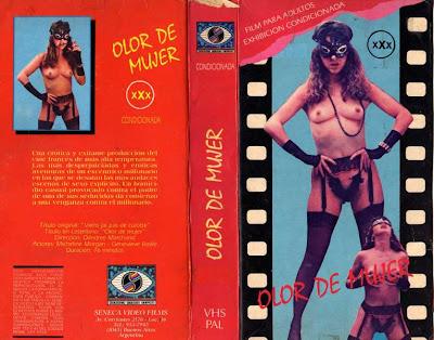 Olor de Mujer XXX Porno 80s
