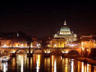 Ночной Рим, экскурсии