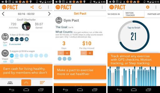 إلعب الرياضة واربح المال مع هذا التطبيق الرائع