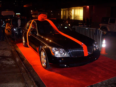 Top Most Expensive Celebrity Cars
