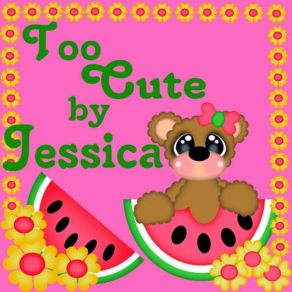 Too Cute by Jessica DT