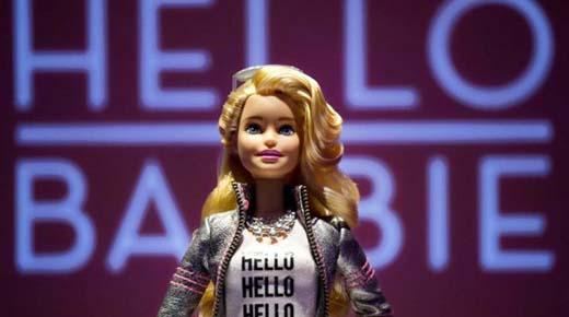 Hello Barbie: La espeluznante Muñeca que espia los niños ... y a sus padres