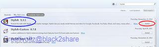 Cara Mengganti Skin FB (Facebook)