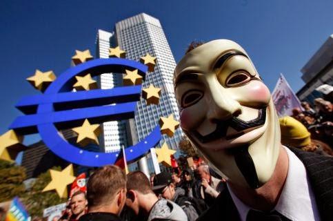 Avrupa Merkez Bankası Hack Olayı
