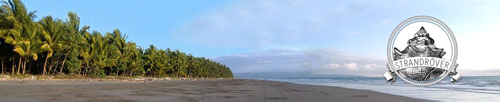 Strandröver