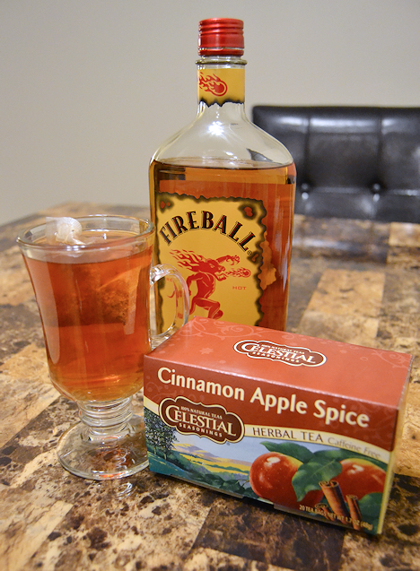 Six One Six: Fireball Hot Toddy