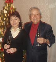 Vợ chồng Lê Đình Cự aka Tony Le Dinh