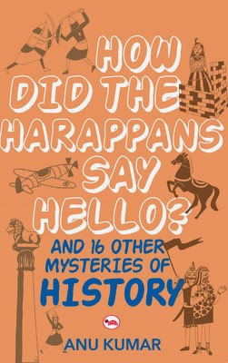 How did the Harappans Say Hello?