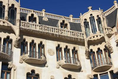 Casa Fuster in Vila de Gràcia