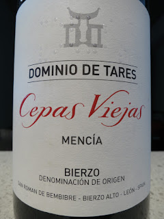 Dominio De Tares Cepas Viejas Mencia 2011 - DO Bierzo, Spain (90 pts)