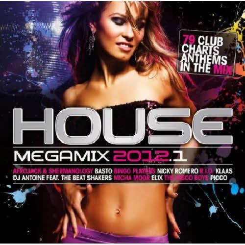 Casa Megamix 2.012,1 (2012) [Mixed + unmixed]