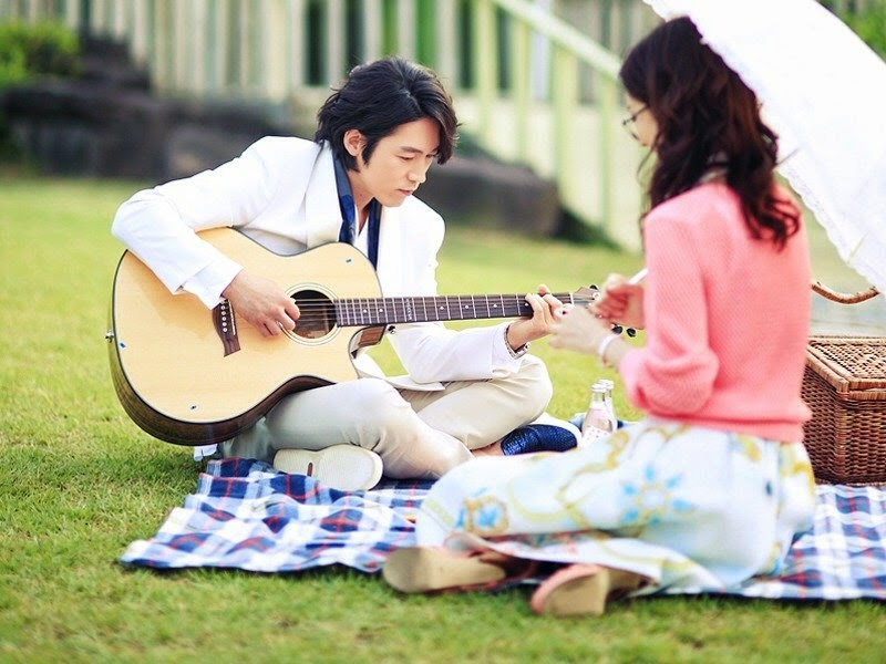 hinh anh trong phim dinh menh anh yeu em phien ban han quoc fated to love you 2014