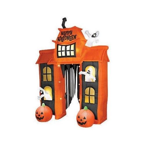 Outdoor inflatable halloween decorations - Halloween Inflatables Halloween Inflatable Archway