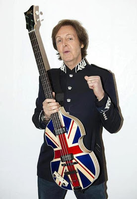 Paul McCartney completa 73 anos