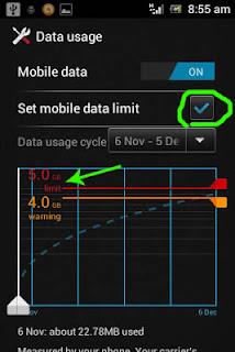 Tips agar pulsa tidak terpotong pada Android