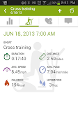 Training Stats - June 18