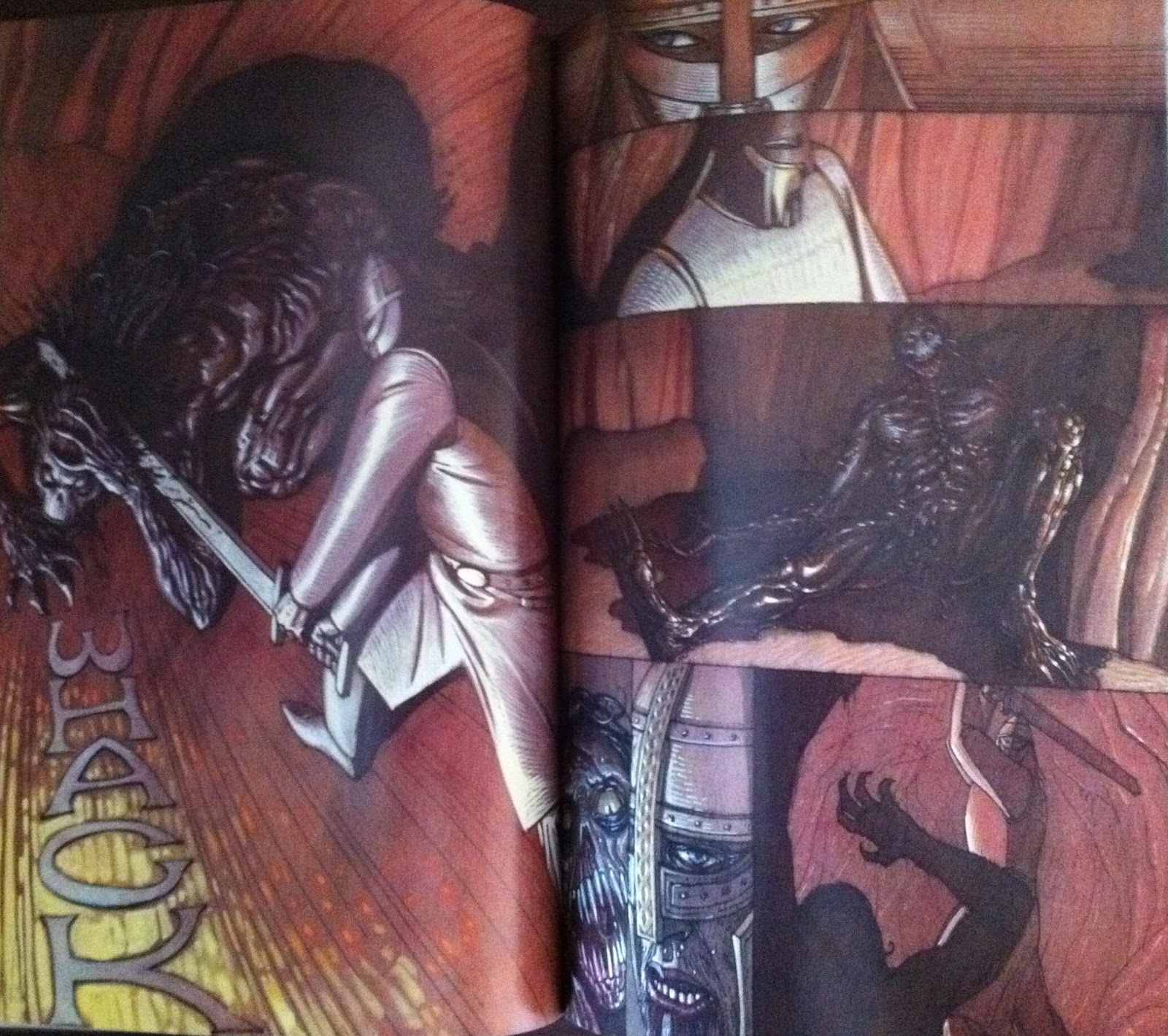 Beowulf Grendel Book