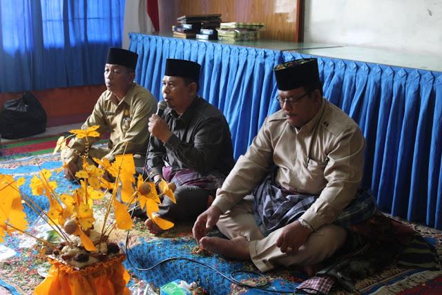 Kemenag Tanjungbalai Adakan Halal Bi Halal Sekaligus Tepung Tawar Haji