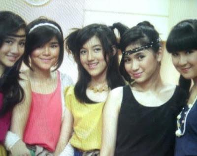 Foto Blink Girlband Indonesia