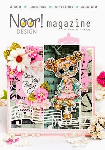 Ben jij al abonnee van het Noor! Magazine ?