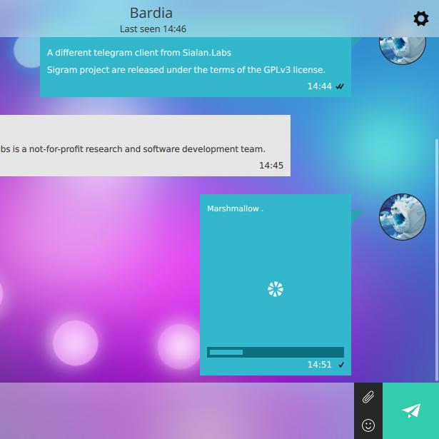 Instalar Telegram nativo en Ubuntu, Sigram ubuntu 14.04, instalar sigram ubuntu