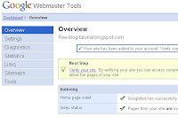 Pasang Sitemap di Webmaster Tools Google Untuk SEO-2