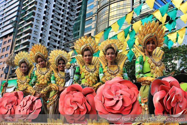 Aliwan Fiesta 2013 Float Parade