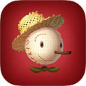 Chipotle Scarecrow App iTunes App Icon Logo By Chipotle Mexican Grill - FreeApps.ws