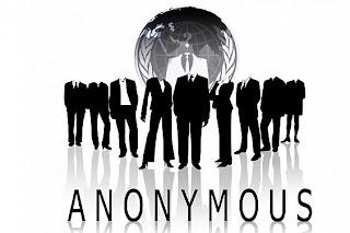 5 Aksi Terhebat para Hacker Anonymous