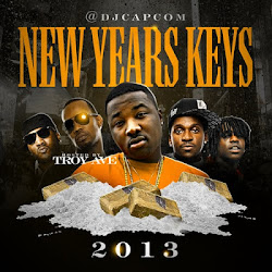 [NEW YEARS KEYS] TROY AVE x DJ CAPCOM