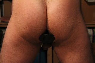 a dildo in my anus