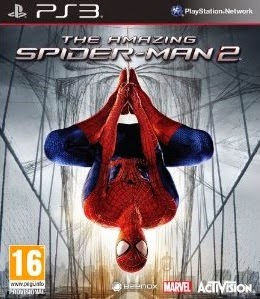 The Amazing Spider-Man 2 PS3-DUPLEX
