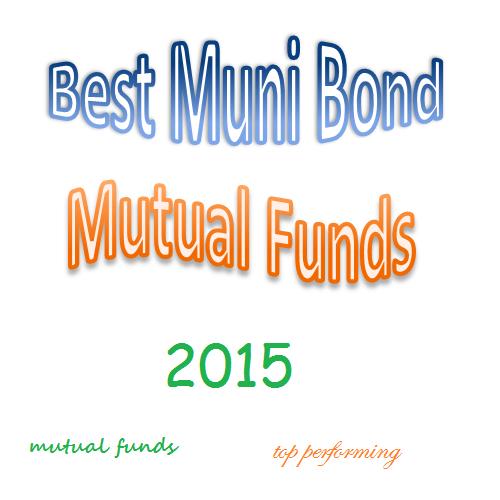 Municipal Bond Funds