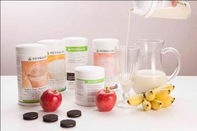 Giới thiệu sữa giảm cân Herbalife