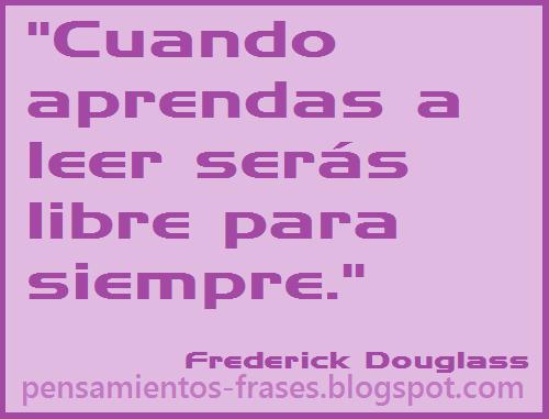 frases de Frederick Douglass