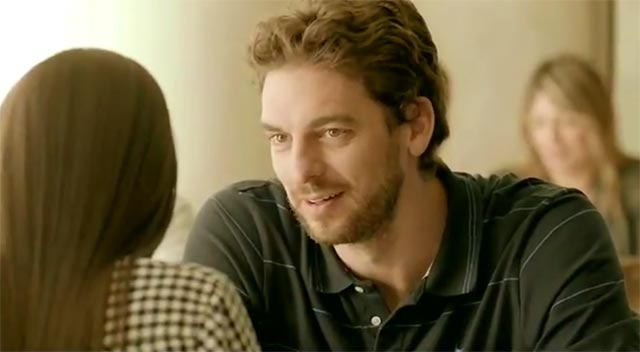 Pau Gasol sin Marc