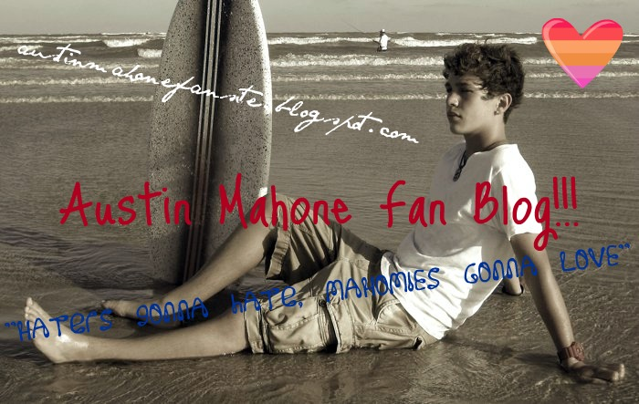Austin Mahone Fansite