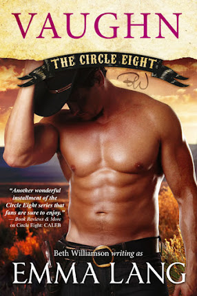 THE CIRCLE EIGHT~ VAUGHN ~ BY EMMA LANG/ BETH WILLIAMSON