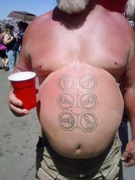 Fotos de hombres gordos gratis