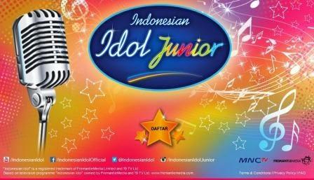 Indonesian Idol Junior MNCTV (Persyaratan dan Jadwal Audisi)