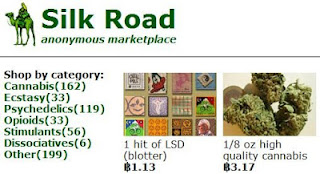 silk road deep web