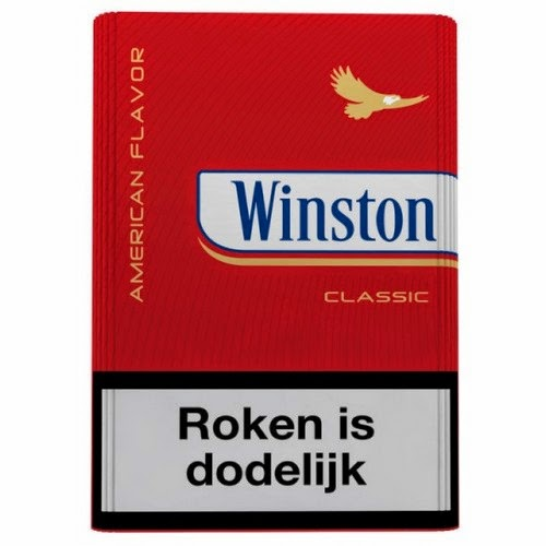 Makes Winston cigarettes USA