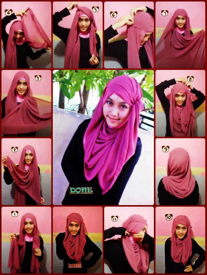 Hijab Tutorial Segi Empat Tutorial-hijab-pashmina-simpel ...