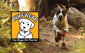 Thank you RUFFWEAR for your generosity