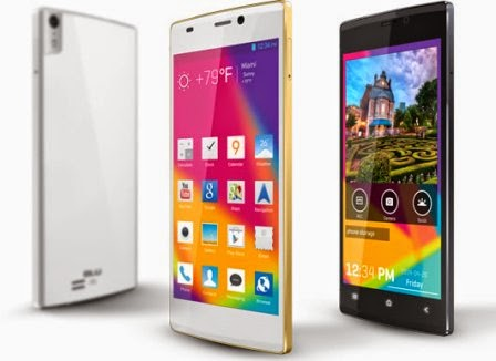 BLU Merilis Dua Smartphone Terbaru