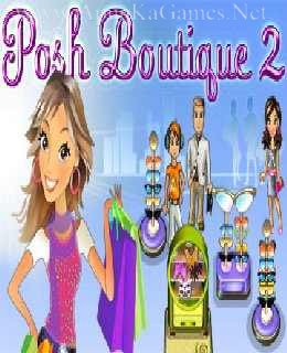 Posh Boutique - Free online games at