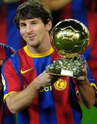 Profil dan Biodata Lionel Messi