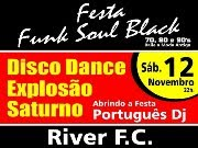 DVD Festa Funk Soul Black